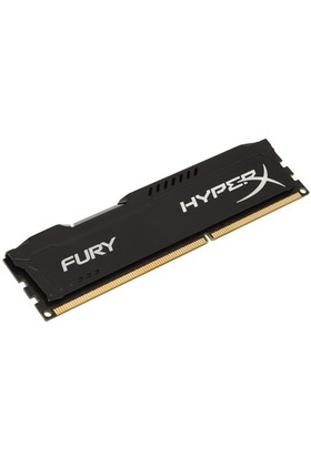 Kingston HyperX Fury Black 4GB 1600MHz DDR3 Ram (HX316C10FB/4)