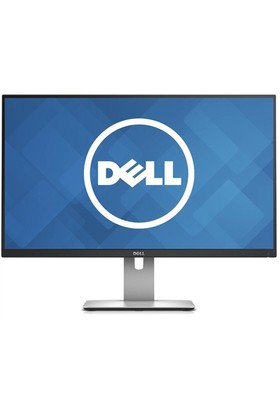 "Dell UltraSharp U2715H 27"" 8ms (2xHDMI+Display+MiniDisplay) QHD Led Monitör"
