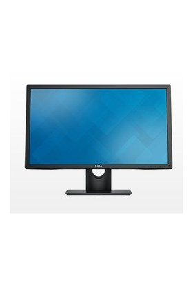 "Dell E2016H 19.5"" 5ms (Analog+Display) Full HD Led Monitör"