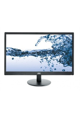 "AOC E2270SWHN 21.5"" 5ms (Analog+HDMI) Full HD Led Monitör"