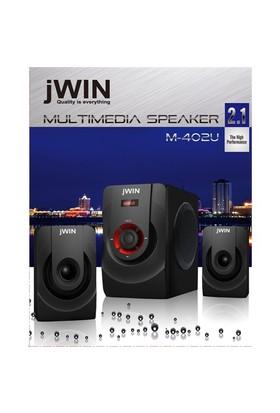 Jwın M-402 2.1 Speaker