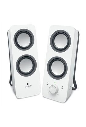 Logitech Z200 2.0 Speaker - Beyaz (980-000811)