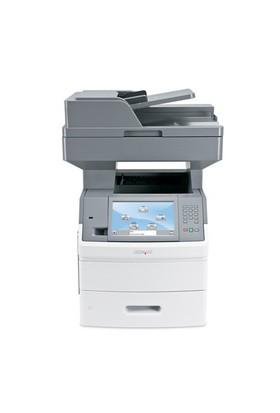 Lexmark X654de Faks + Fotokopi + Tarayıcı + Laser Yazıcı