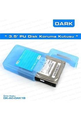 """Dark 3.5"""" Disk Koruma ve Taşıma Kutusu (DK-AC-DAK1B)"""