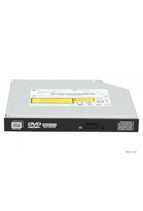 Hitachi-LG GTC0N 8X DVD-RW Slim 12.7mm Sata Optik Sürücü