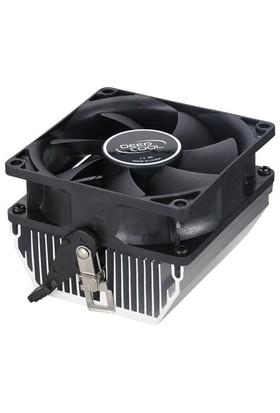 Deep Cool CK-AM209 AMD Socket FM2/FM1/AM3+/AM3/AM2+/AM2/940/939/754 80x80x25mm Fanlı İşlemci Soğutucusu
