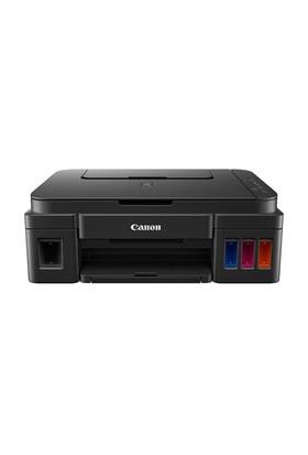 Canon Pixma G2400 Tarayıcı + Fotokopi Mürekkep Tanklı Yazıcı