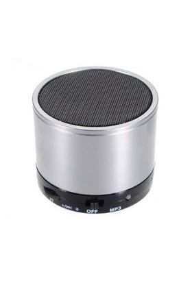 Mini Bluetooth Speaker Sk-S10 Gümüş