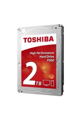 "Toshiba P300 2TB 7200RPM Sata 3 64MB 3.5"" Sabit Disk HDWD120EZSTA"