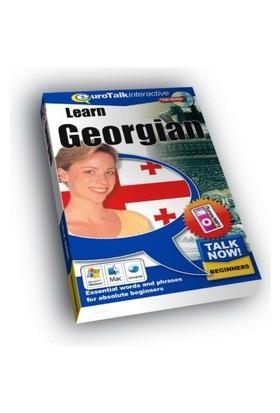 Eurotalk Gürcüce (Georgian) Başlangıç Eğitim Yazılımı