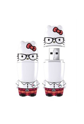 Mimobot 8Gb Hello Kitty Nerd Kitty Usb Bellek