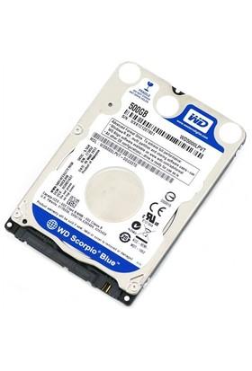 """WD Scorpio Blue 500 GB Sata 2.5"""" Sabit Disk WD5000LPVT"""
