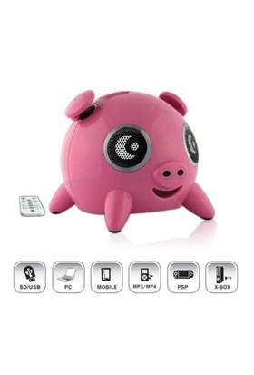 Goldmaster S-3 Pig SD/USB Speaker