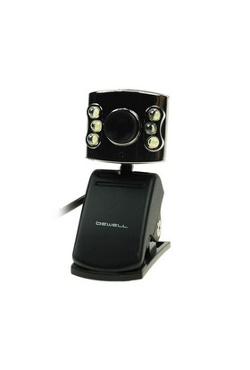 Bewell Bc91 6 Led Tak Çalıştır Webcam