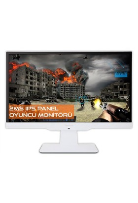 "Viewsonic VX2263SMHL-W 21.5"" 2ms (Analog+HDMI/MHL) Full HD IPS Monitör"