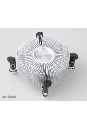 Akasa Intel 775/1155/1156/1150/1151 Uyumlu İşlemci Soğutucusu (AK-CCE-7104EP)