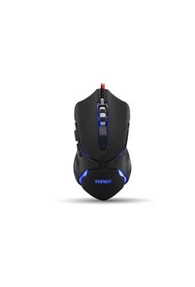 Everest Sgm-X8 Usb Siyah Kablolu Oyuncu Mouse
