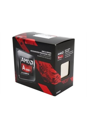 AMD A10 7870K Near Silent 4.1GHz 4MB Cache Soket FM2+ İşlemci + AMD Radeon R7