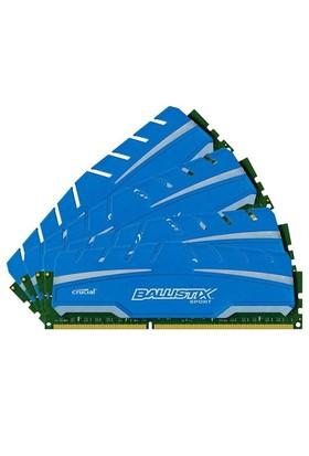 Crucial Ballistix Sport 32GB(4x8GB) 1600MHz DDR3 Ram BLS4C8G3D169DS3BEU