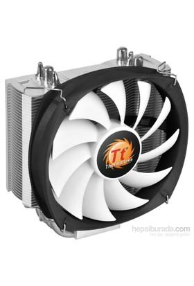 Thermaltake Frio Silent Intel LGA2011/1366/115x/775 AMD FM2/AMD Serisi 12cm Fanlı CPU Soğutucu CL-P001-AL12BL-B