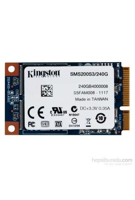 Kingston SSDNow 240GB 540MB-530MB/s mSATA SSD (SMS200S3/240G)