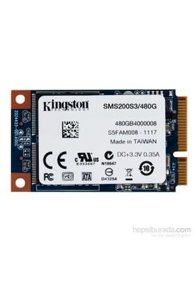 Kingston SSDNow 480GB 530MB-340MB/s mSATA SSD (SMS200S3/480G)