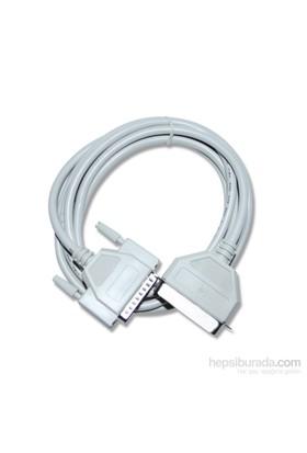 Qport Q-LPT3 3M Paralel Yazıcı Kablosu