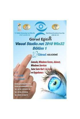 Görsel Eğitim Visual Studio Net 2010 Eğitim Yazılımı