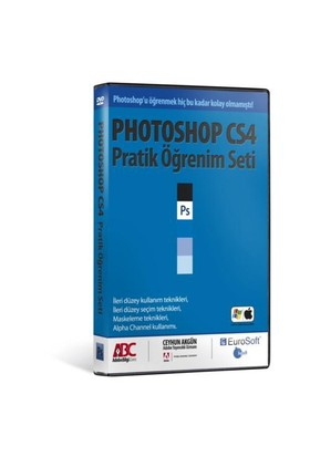 Eurosoft Photoshop CS4 Pratik Öğrenim Seti