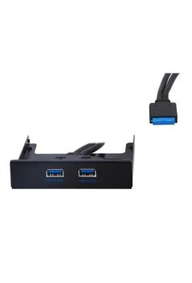 S-Link Slx-33A S-Lınk 2 Port Usb 3.0 3.5 Kasa İçi Dahili Hub