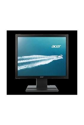 "Acer V176lbmd Acer 17"" Led, 1280X1024, 5Ms, ,Dvı, Kare Siyah Monitör"