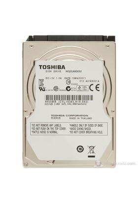 "Toshiba 2.5"" 320GB 5400rpm Sata-2 3.0G/s Harddisk"