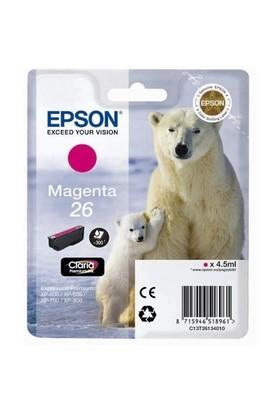 Epson T261340(26) XP600-700-800 Kırmızı Kartuş