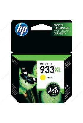 HP 933XL Sarı Officejet Mürekkep Kartuşu CN056AE