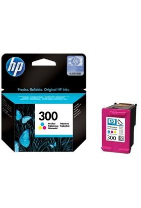 HP 300 Renkli Mürekkep Kartuş CC643EE / CC643E