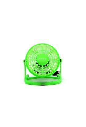 Mack MCF-10 GR Masaüstü Plastik USB Mini Fan Yeşil