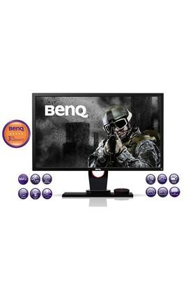 "BenQ XL2430T 24"" 1ms (Analog+DVI+2xHDMI+Display) Full HD Led Oyuncu Monitör"