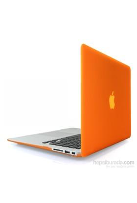 """Apple Macbook Air 11.6"""" Turuncu Kılıf CMA-116O"""