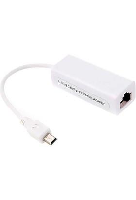 Rexpo R80 Mini USB - Ethernet Dönüştürücü