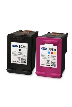 Hp Deskjet 2130 Orijinal Standart Kapasite Renkli Yazıcı Mürekkep Kartuş