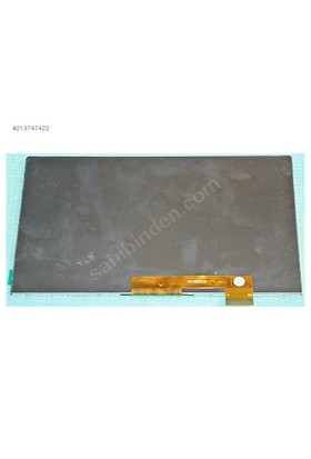 Ezcool M5 7 İnç Tablet Lcd İç Ekran