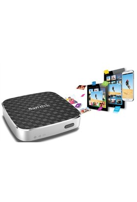 Sandisk Connect Wireless Media Drive 64GB Usb Bellek (SDWS1-064G-E57)