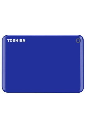 "Toshiba Canvio Connect II 1TB 2.5"" USB 3,0 Taşınabilir Disk HDTC810EL3AA"