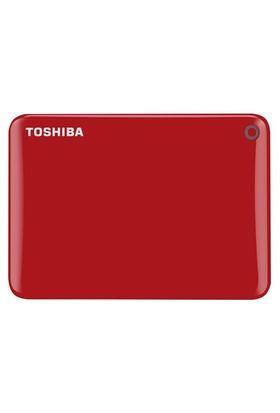 """Toshiba Canvio Connect II 1TB 2,5"""" USB 3,0 Taşınabilir Disk HDTC810ER3AA"""