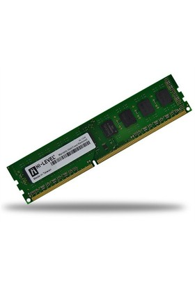 Hi-Level 4GB 1600MHz DDR3 Kutulu Ram (HLV-PC12800D3-4G-K)