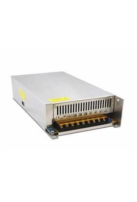 Valx Vma-1240 12 Volt 40 Amper Metal Kasa Adaptör