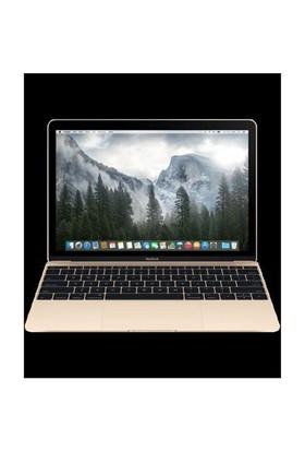 """Apple Mk4n2tu-A Apple Macbook 12"""" Dc Intel M 1.2Ghz 8Gb 512Gb Flash Hdg Altın"""