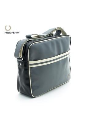 Fred Perry Çanta L1180-D951 Classic Shoulder Bag-A.Gri