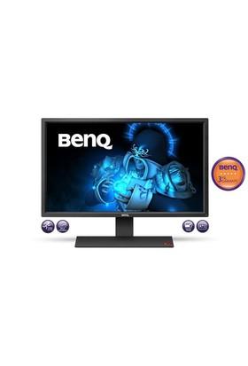 """BenQ RL2455HM 24"""" 1ms (Analog+DVI+2xHDMI+Hoparlör) Full HD Led Monitör"""
