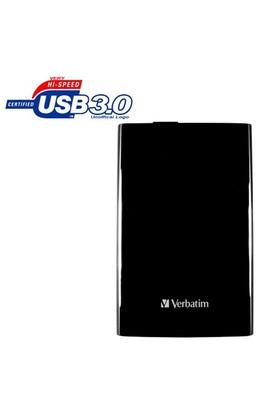 """Verbatim 1TB 5400RPM 2.5"""" USB 3.0 Taşınabilir Disk 053018-70"""